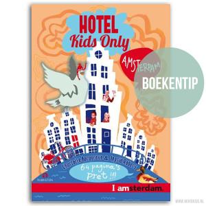 hotel kids only boek