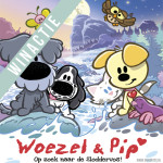 Win kaarten en filmboek voor de Woezel & Pip film