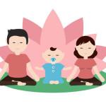 Stress? Word samen met je kind mindful