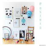 Leuke posters voor de kinderkamer