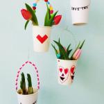 Maak een plantenhanger vol liefde (met gratis printable)