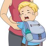 Is afscheid nemen van je kind nog steeds een drama?