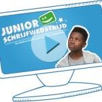 Is jouw kind een schrijftalent? Check de Junior Schrijfwedstrijd!