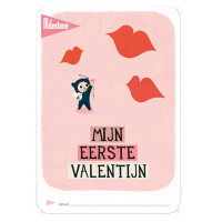 Download de gratis Valentijnskaart Milestone Cards!