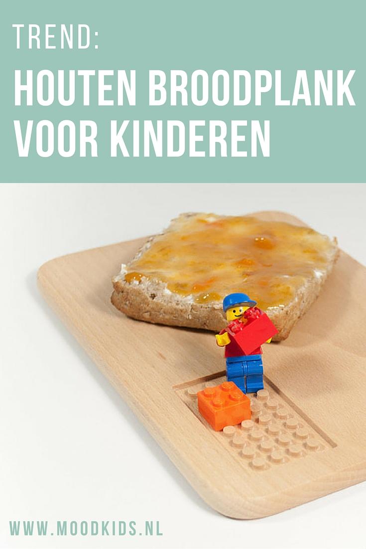 Houten broodplanken zijn ideaal om van te eten. Deze zijn speciaal gericht op kinderen mét een speelse inslag. Wedden dat eten nu als een trein gaat?