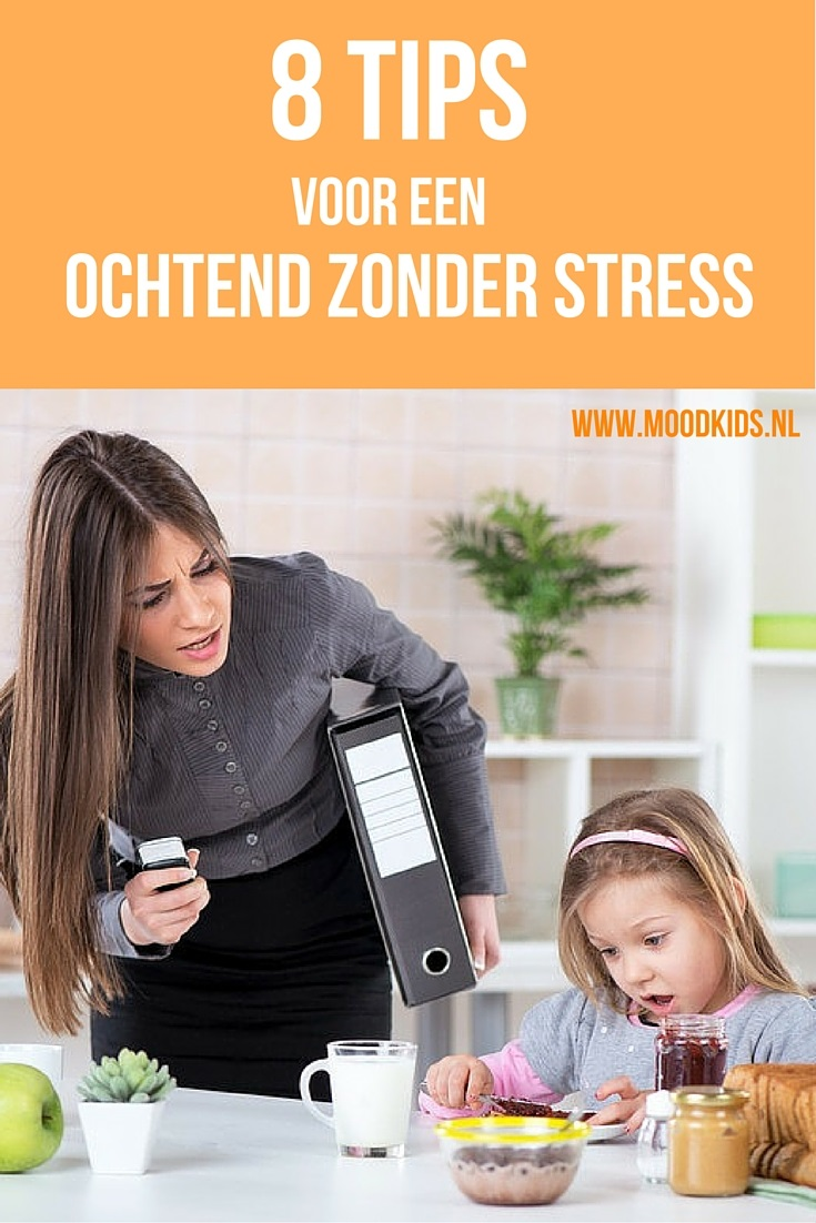 Ochtendstress! Als je kinderen hebt, loopt het ochtendritueel zelden zoals je van te voren bedacht had. Lianne heeft 8 tips die bijdragen aan minder stress. Lees het artikel op www.moodkids.nl. Helpen deze tips jou ook?