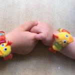 Dit lieve armbandje voor Pasen maak je makkelijk zelf
