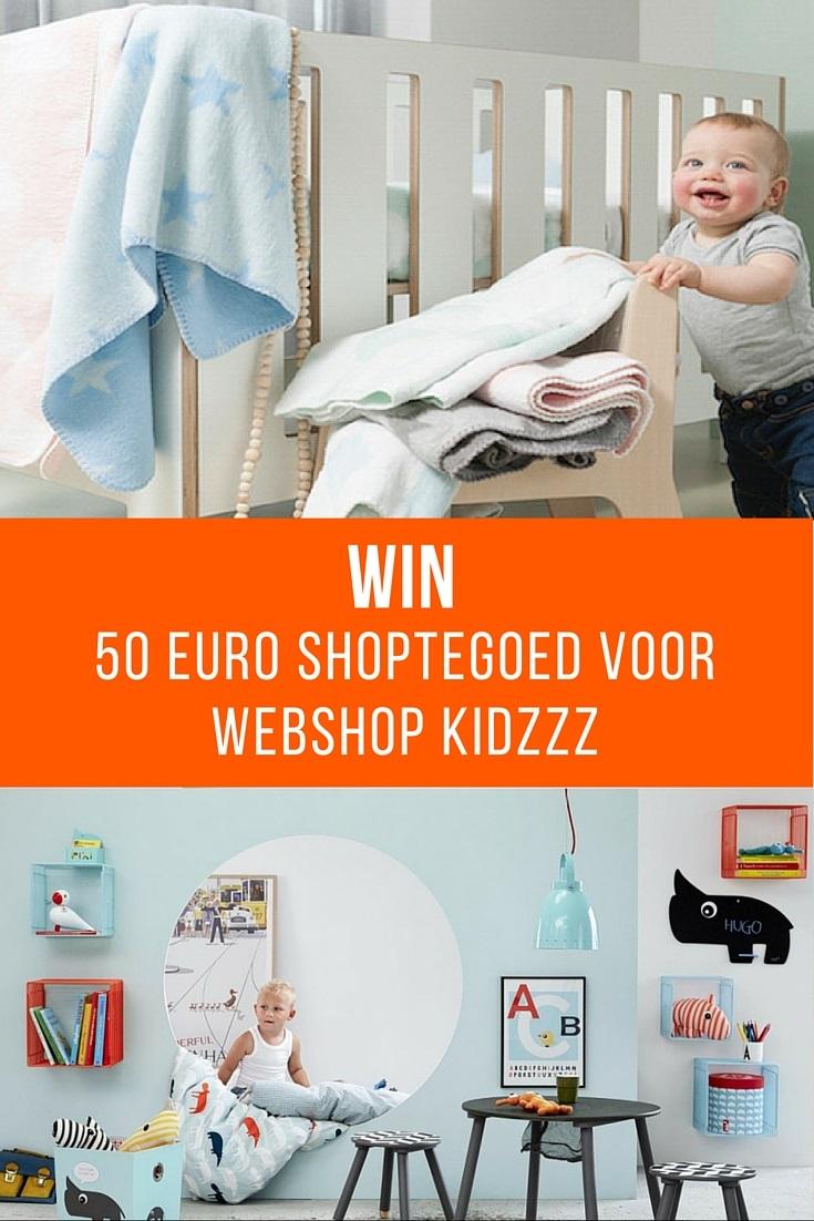 Win bij MoodKids 50 euro shoptegoed voor webshop Kidzzz. Wat kies je daar nu voor? Ik heb alvast een kijkje voor je genomen en wat leuke items voor je op een rij gezet. Maar je mag natuurlijk helemaal zelf kiezen. Genoeg leuke dingen voor de kinderkamer. Kijk voor meer informatie over de winactie op www.moodkids.nl