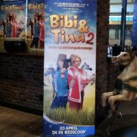 Filmpremière Bibi en Tina 2: liefde en diefstal op de manege