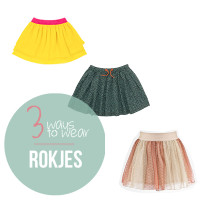 3 ways to wear… ROKJES