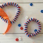 Koninklijke armbandjes van strijkkralen
