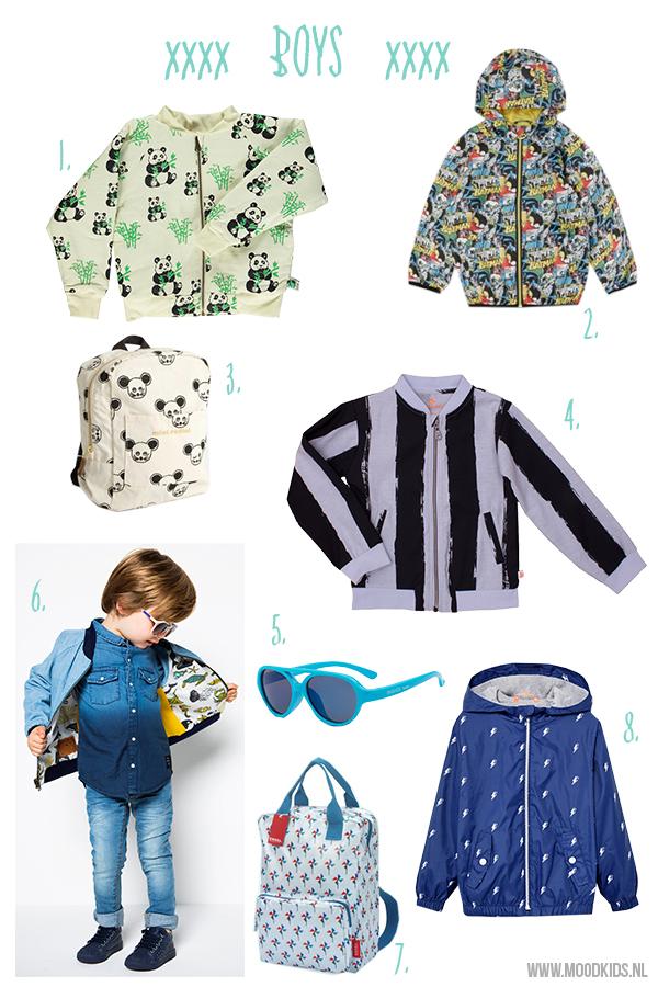De leukste zomerjassen voor jongens volgens onze styliste Cynthia (Doctor Fashion). Meer informatie vind je op onze website.
