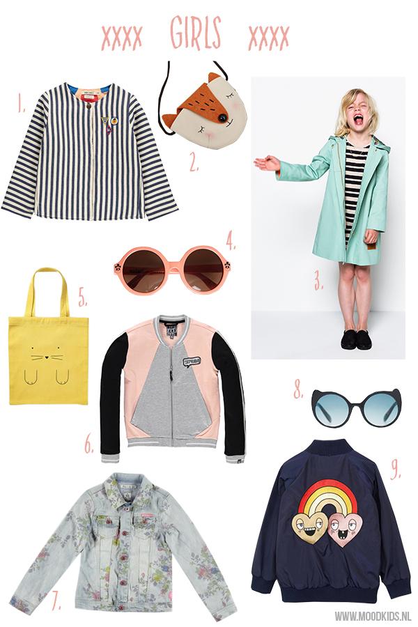 De leukste zomerjassen voor meisjes volgens onze styliste Cynthia (Doctor Fashion). Meer informatie vind je op onze website.