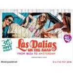 Ibiza in Nederland met 'Las Dalias on the road'