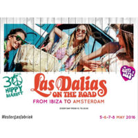 Ibiza in Nederland met 'Las Dalias on the road'