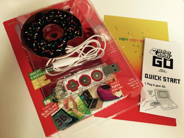 Makey Makey go product