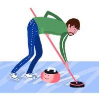 Zijn jullie thuis curlingouders?