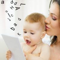 7x  Taal stimuleren bij baby en peuter