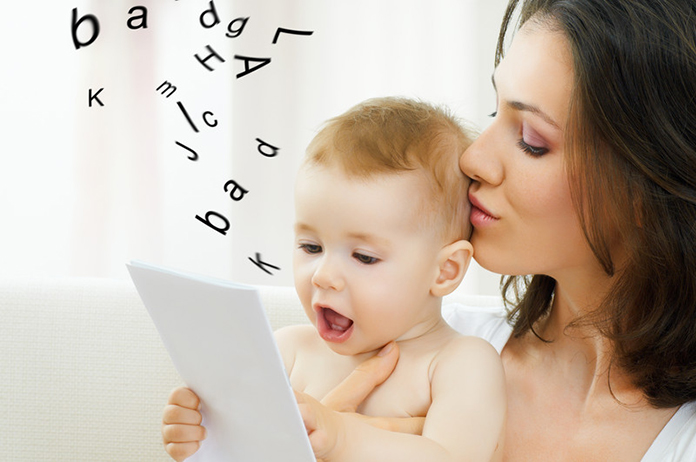 taal stimuleren bij baby en peuter