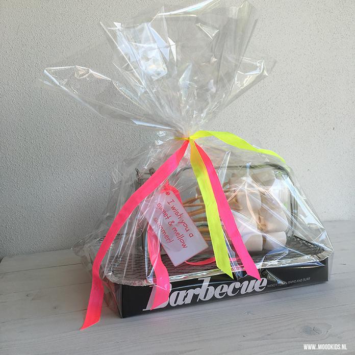 Geliefde Zomers cadeau voor de juf. Met gratis labels! | MoodKids FF84