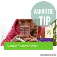 Is jouw kind de beste natuurfilmer van Nederland?