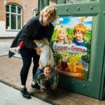 Film Casper en Emma op safari, een verslag
