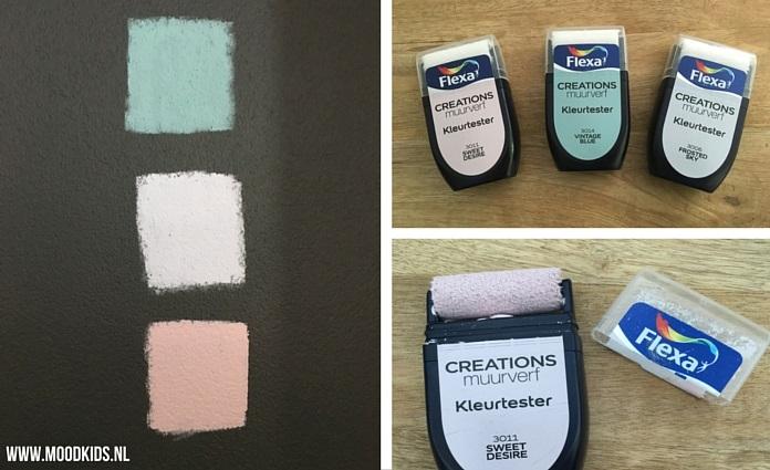 Twijfel je bij het kopen van verf ook of je de juiste kleur hebt genomen? Ik wel! De Flexa kleurtester is echt handig. Ik testte ze en pimpte mijn keuken. Lees hier over de handige geld terug actie en bekijk mijn nieuwe keuken. ;)