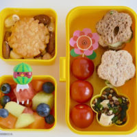 Flower Power in je lunchbox