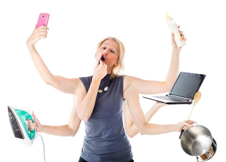 We zijn er supertrots op: wij vrouwen kunnen alles tegelijk! En dat we kunnen multitasken roepen we maar al te graag tegen elkaar. Maar klopt dat ook? Organizer Lianne heeft tips. Je leest ze hier.