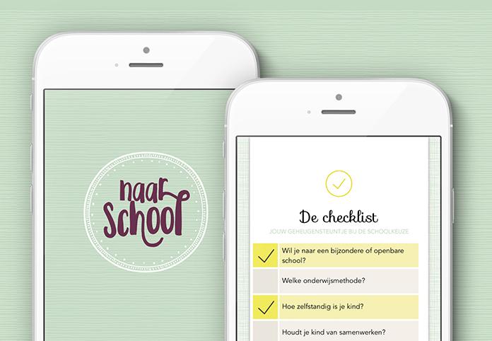 naar school app 2