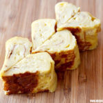 Bento tip: zo maak je een hartje van omelet