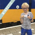 Zo wordt met de trein gaan nog leuker!