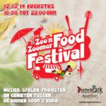 Op Food Festival Dierenpark Amersfoort vier je de zomer!