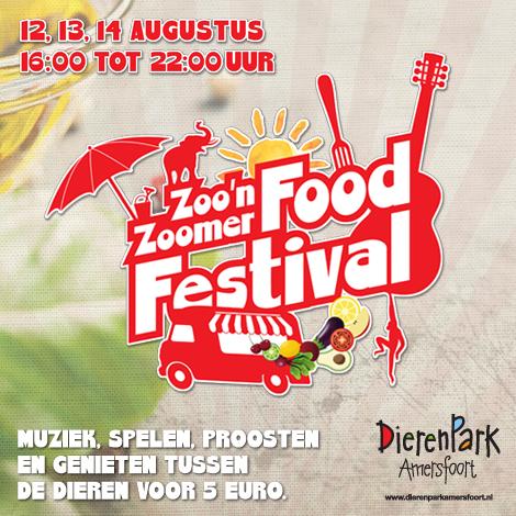 Dierenpark Amersfoort Food Festival