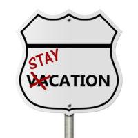 Heb jij een staycation? Zo verveel je je zeker niet!