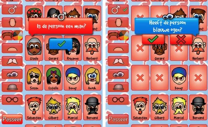 app spel wie ben ik