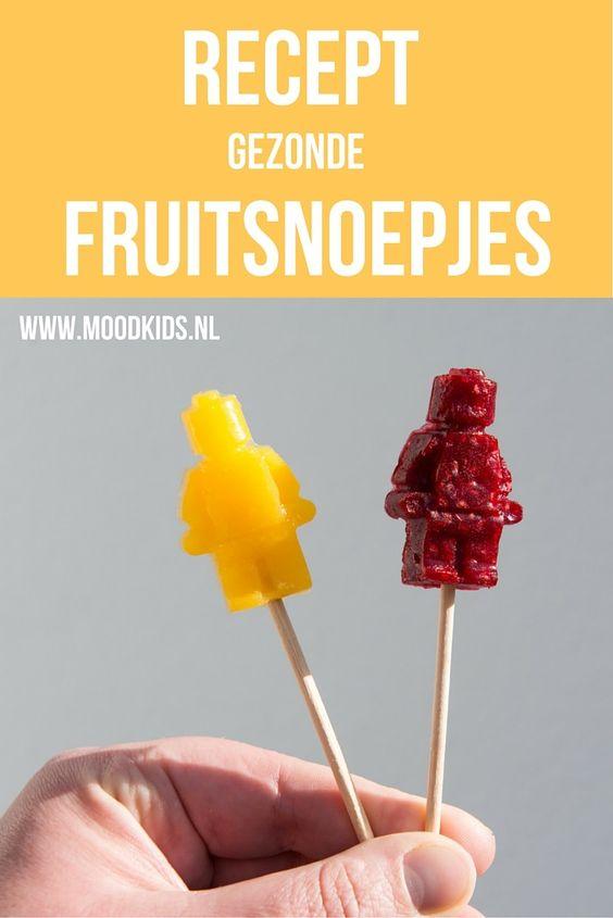 Maak met de leuke siliconen lego mallen van webshop Hello Lunch deze leuke & gezonde fruitsnoepjes. Het recept vind je op www.moodkids.nl. Ga jij ze ook met je kind maken?