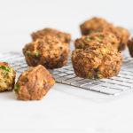Lekker om te bakken: volkoren muffins met groente