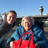 Nationale ouderendag: wij gaan wandelen met een oudere!