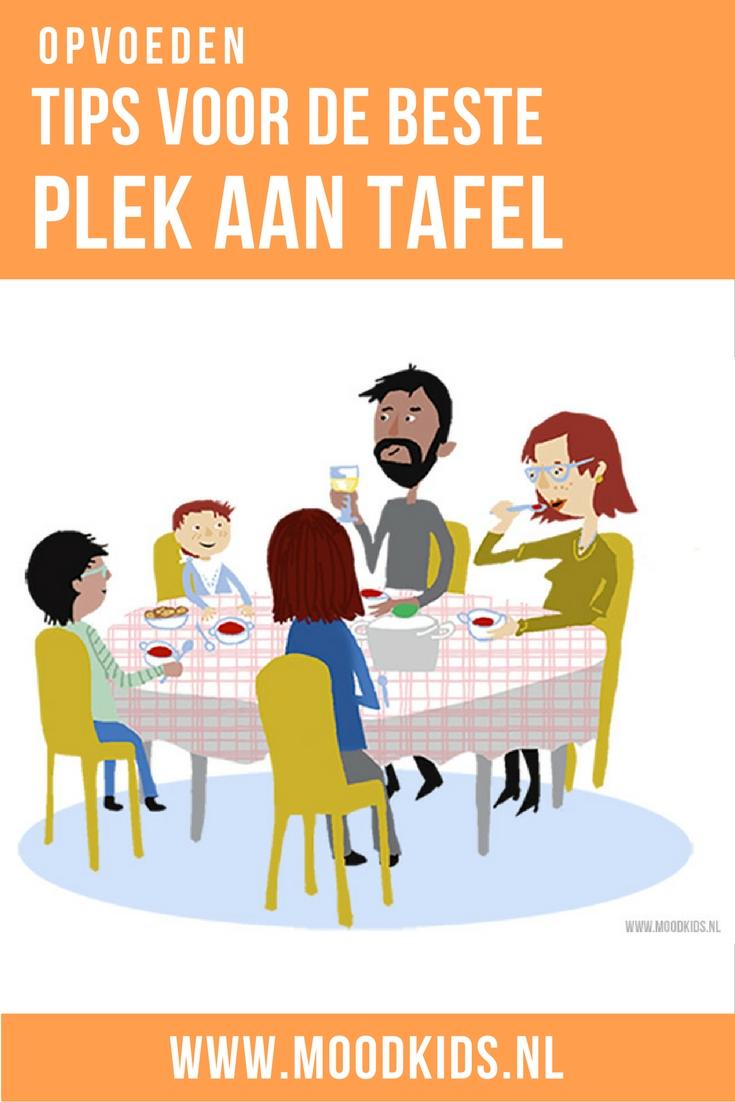 Is het niet altijd even gezellig aan tafel? Kijk dan eens kritisch naar de tafelschikking van je gezin. Kindercoach Charlotte heeft tips qua indeling. Lees hier haar artikel.