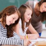 Verhalen schrijven met groep 8 kinderen