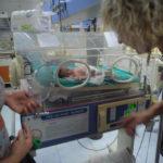 Bevallen zorgt al voor spanning. Laat staan bevallen in Syrië…