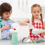 Welke klusjes laat jij je kind doen?