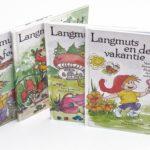 Langmuts: boeken voor hooggevoelige kinderen
