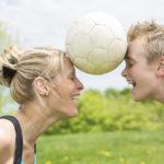 Ja hoor, ik ben het ook… Voetbalmoeder!