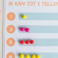 Leren tellen tips plus gratis download telbladen