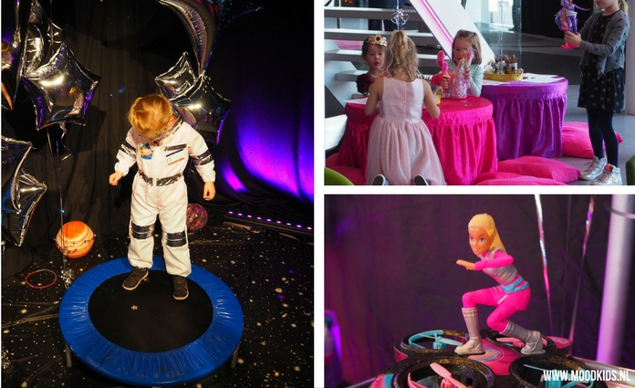 Onder het motto #youcanbeanything wordt Barbie buitenaardse prinses. In de nieuwe film Barbie Starlight Adventure beleeft ze leuke en ontroerende avonturen. Lees hier Jasmijns review.