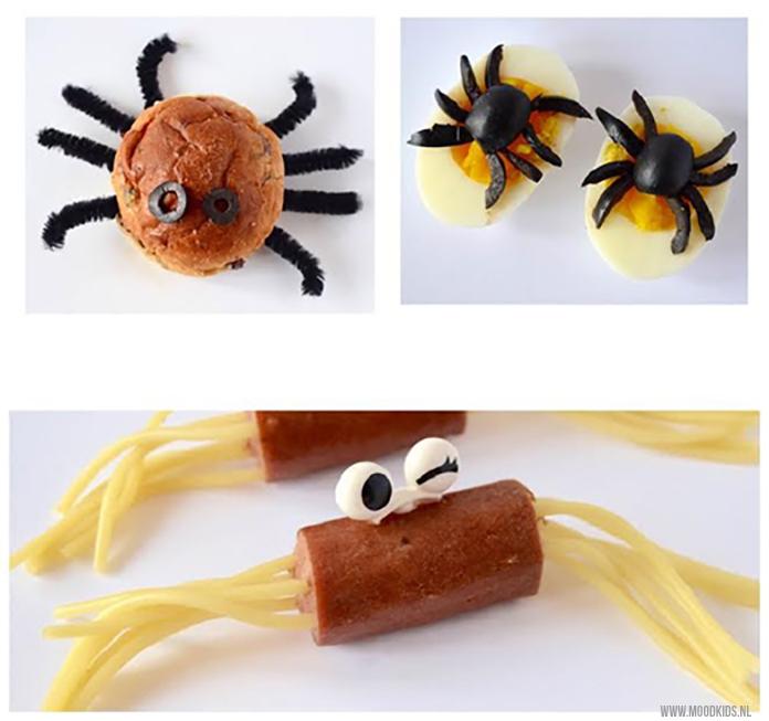 Deze spinnen lunchtrommel van Roppongi past perfect bij de herfst. Hier lees je hoe je ze stap voor stap maakt. Eng zijn ze niet, eerder kawai (=schattig).