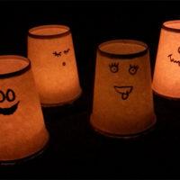 Leuk om te doen! Spookjes maken voor Halloween
