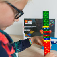 Light Stax is de perfecte aanvulling op je LEGO® of Mega Bloks®